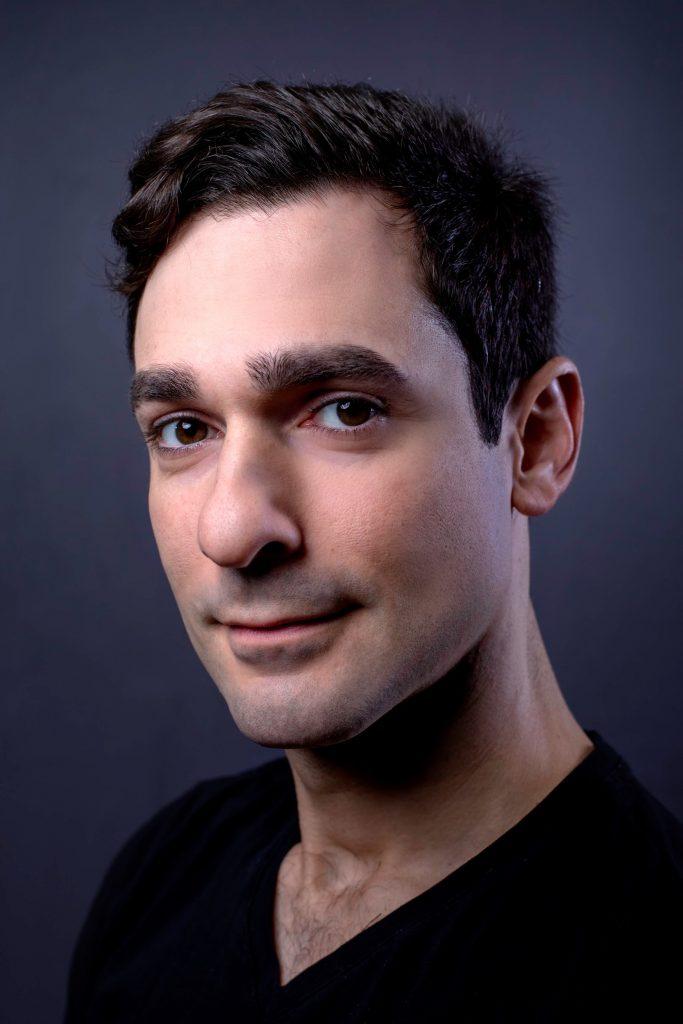 Geoff Gonzalez headshot